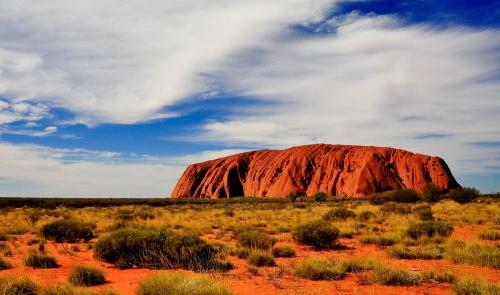 10 kỳ quan thiên nhiên là những tảng đá nguyên khối lớn nhất thế giới - Ảnh 4.