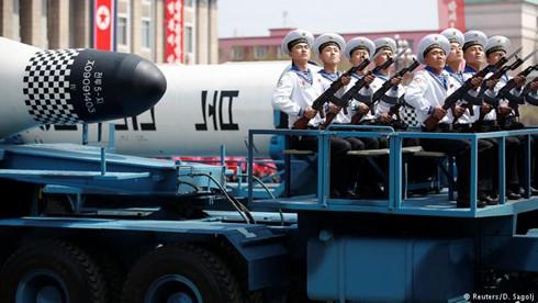 Mỹ sẽ phải đối mặt với sức mạnh quân sự Triều Tiên lớn cỡ nào? - Ảnh 3.