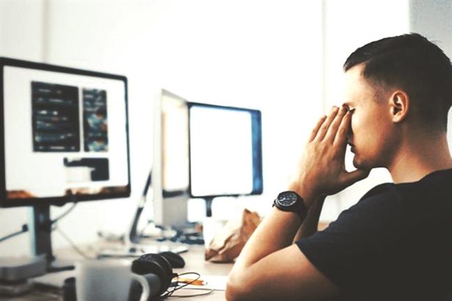 Mẹo trị đau đầu đơn giản, hiệu quả cho người ngồi máy tính nhiều - Ảnh 4