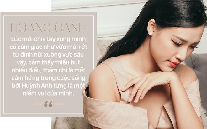Phỏng vấn độc quyền Hoàng Oanh hậu chia tay: Nếu có sai thì là do cả hai đã yêu sai cách - Ảnh 4.