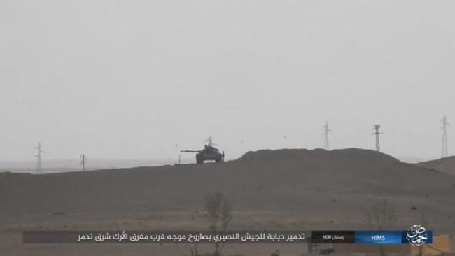 IS bắn tên lửa TOW đánh chặn quân đội Syria - ảnh 3