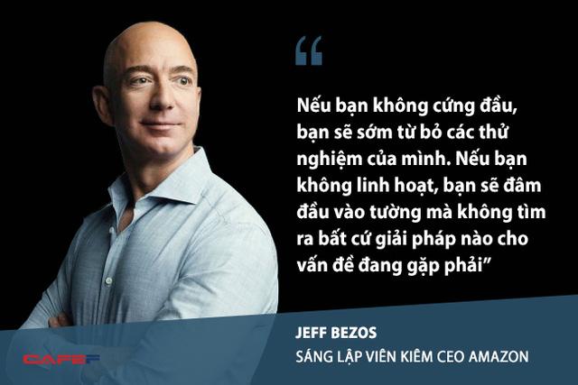 Những câu nói nổi tiếng làm nên thương hiệu ông chủ Amazon của Jeff Bezos - Ảnh 4.