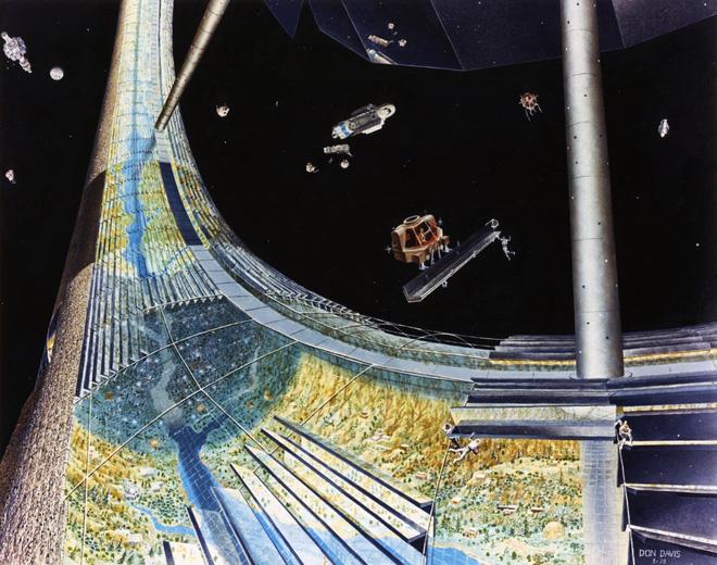 NASA đã từng có ý tưởng xây dựng thành phố ngoài vũ trụ như trong bộ phim Interstellar - Ảnh 4.