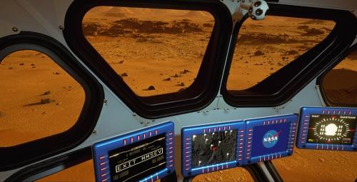 Trải nghiệm sinh động cuộc đổ bộ Sao Hỏa năm 2030 - Ảnh 3.