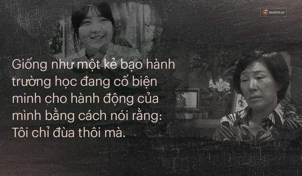 9 năm sau vụ tự tử liên hoàn của bố mẹ, con gái Choi Jin Sil đột ngột cầu cứu vì bị bà ngoại đánh đập - Ảnh 4.