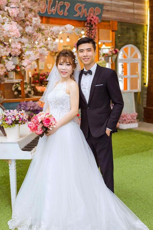 Chuyện tình đẹp như phim của cặp đôi Việt làm bạn 20 năm rồi cưới - ảnh 6