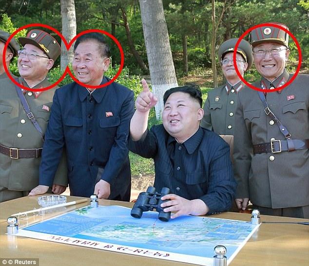 Vị tướng bí ẩn đứng sau Kim Jong-un có thể khơi mào Thế chiến III là ai? - Ảnh 4.