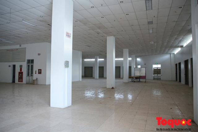 Cận cảnh trung tâm thương mại lớn nhất Lạng Sơn ế khách suốt 9 năm - Ảnh 4.
