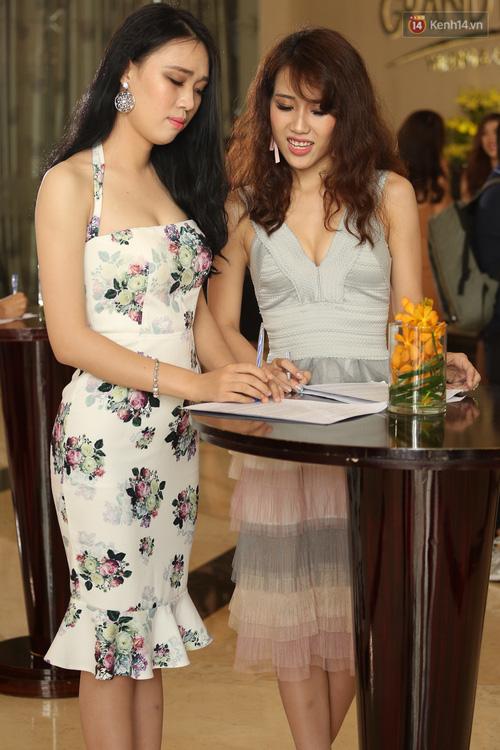 Ngỡ ngàng trước nhan sắc của nhiều thí sinh tham gia Hoa hậu Hoàn vũ miền Nam - Ảnh 4.
