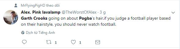 Pogba như thằng nhóc mới lớn. Thay vì nhuộm tóc, hãy chơi hay đi - Ảnh 4.