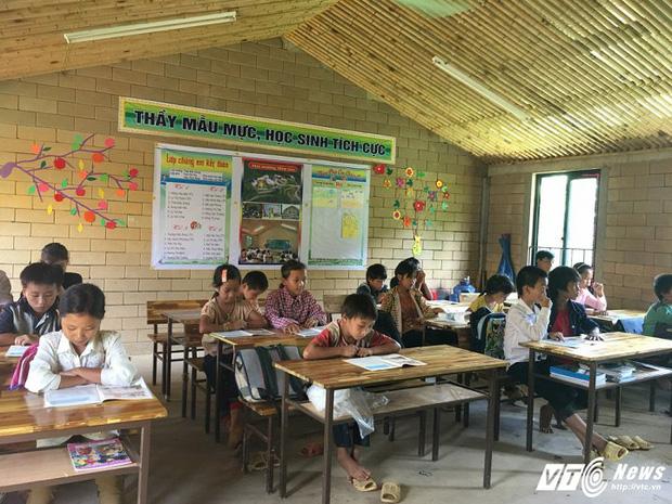 Sự thật sau thông tin bông hoa núi rừng Lũng Luông chỉ có 30 học sinh theo học - Ảnh 4.
