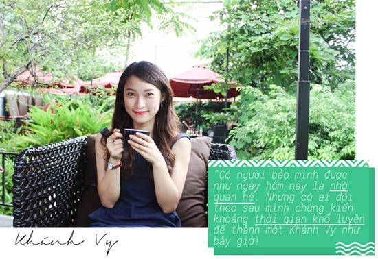 Nữ MC 19 tuổi lên tiếng về tin đồn 'vào VTV nhờ mối quan hệ' - ảnh 4