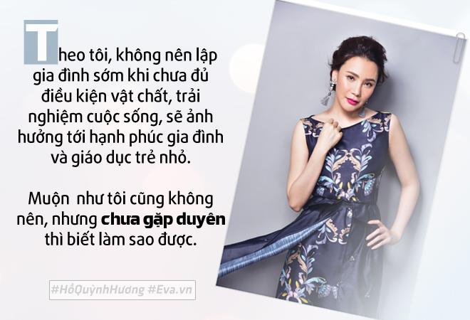 Gần 35-40 tuổi, loạt sao Việt vẫn lười lấy chồng và lời biện minh ai nghe cũng gật gù - ảnh 4