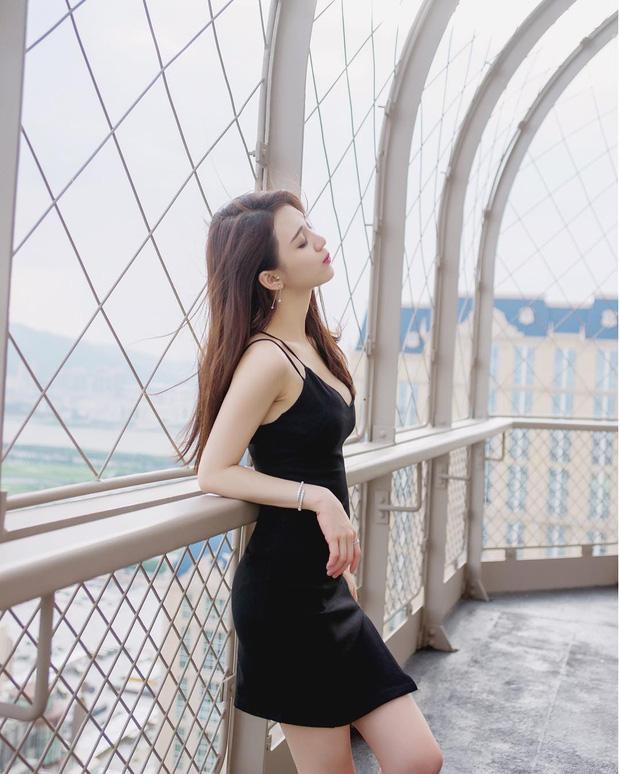 Cô bạn Trung Quốc mặt xinh, dáng đẹp, người gì đâu đáng yêu hết phần người khác - ảnh 4