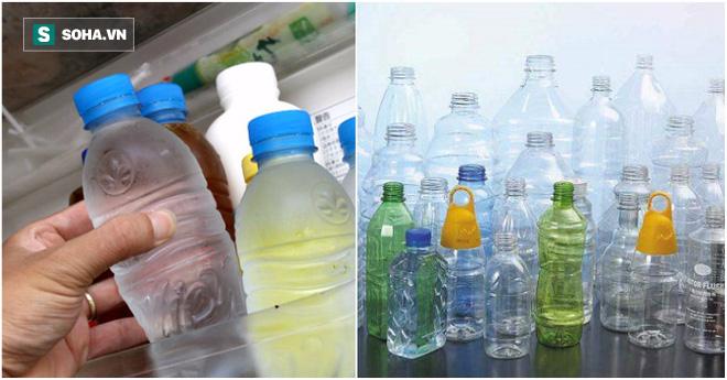 Có nên tái sử dụng chai nhựa không? Câu trả lời khiến nhiều người bất ngờ - Ảnh 4.