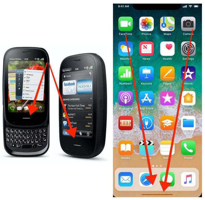 iPhone X đã học tập những tính năng gì từ một chiếc điện thoại ra đời năm 2009? - Ảnh 4.