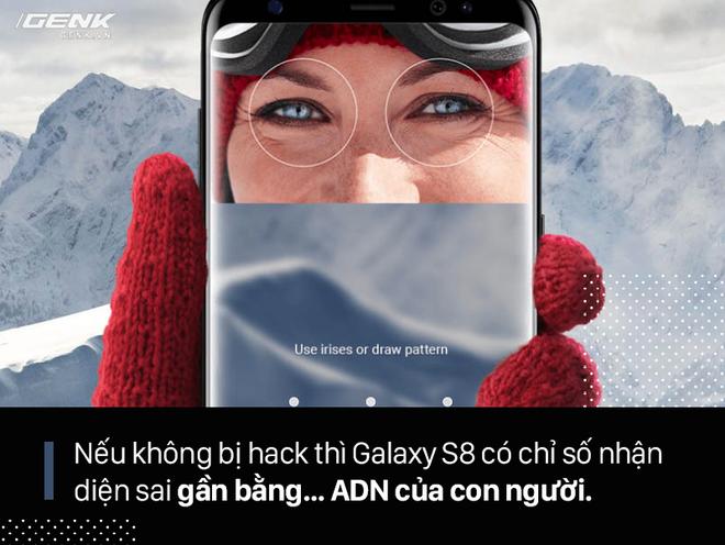 FaceID trên iPhone X, quét mống mắt và Windows Hello khác nhau ra sao? Ai hơn ai kém? - Ảnh 4.