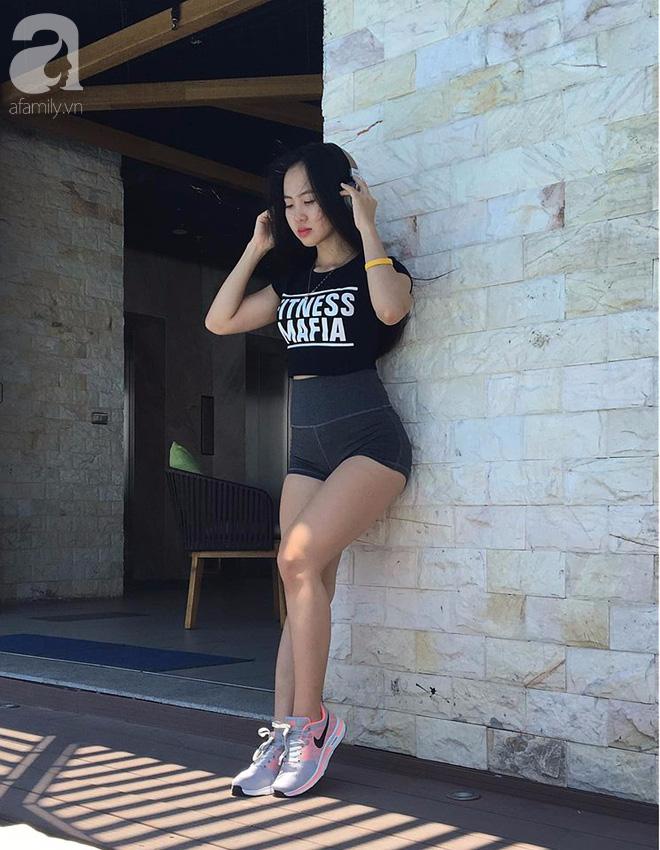 Vượt qua tuổi thơ bị ghẻ lạnh, lớn lên trong xóm ổ chuột, cô gái Nha Trang lột xác thành hot girl phòng gym - Ảnh 4.