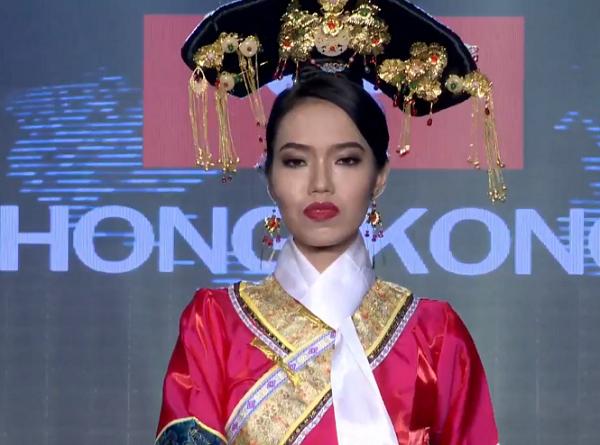 Xuất hiện Lan Khuê phiên bản lỗi tại Miss Grand International 2017 - Ảnh 5.
