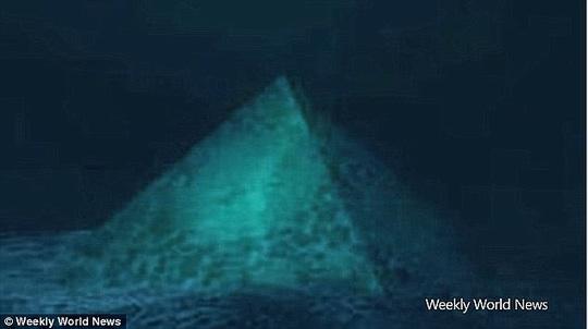 Tranh cãi về kim tự tháp ở tam giác quỷ Bermuda - Ảnh 4.