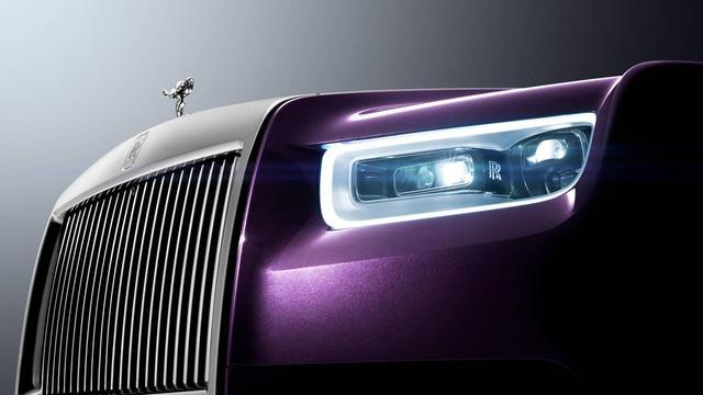 Cận cảnh siêu xe êm ái nhất hành tinh Rolls-Royce Phantom VIII - Ảnh 4.