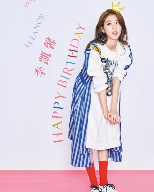 18 tuổi, nữ sinh Singapore nổi tiếng khắp châu Á với danh xưng 'Hot girl quả táo'  - Ảnh 4.