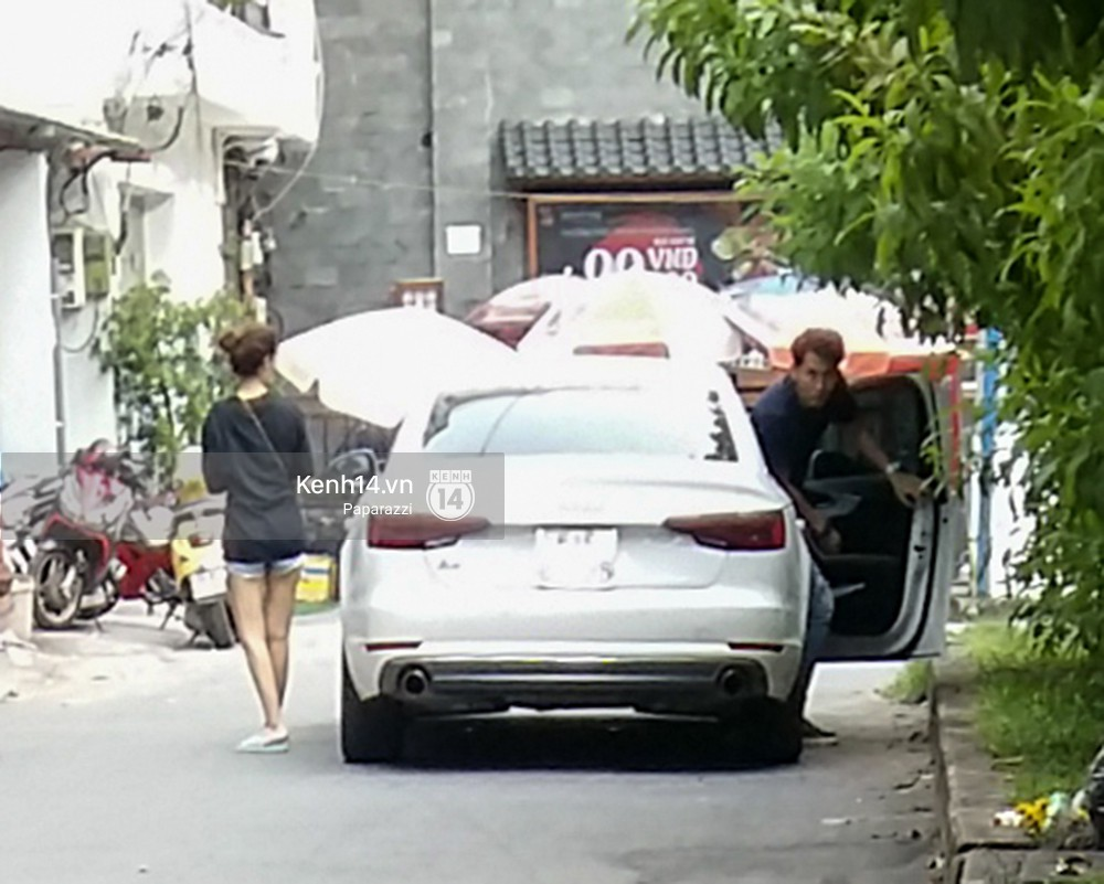 Sao Việt: Midu bị bắt gặp thân thiết cùng trai lạ trong thời điểm Phan Thành công khai bạn gái mới