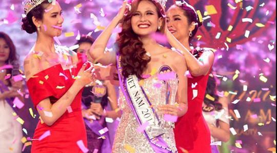 Vẻ đẹp không son phấn của Hoa hậu Hoàn cầu Khánh Ngân - Ảnh 4.