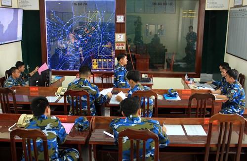 Diễn tập các đơn vị tên lửa S-300PMU1 - Ảnh 4.
