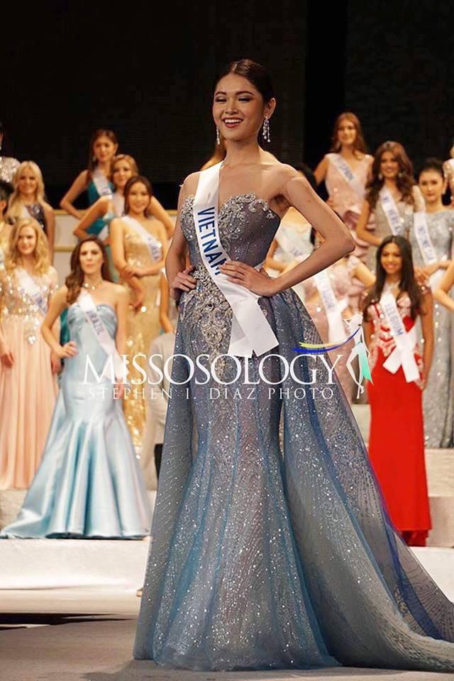 Trượt Top 15 Miss International 2017, Thùy Dung gửi xin lỗi khán giả nước nhà - Ảnh 4.