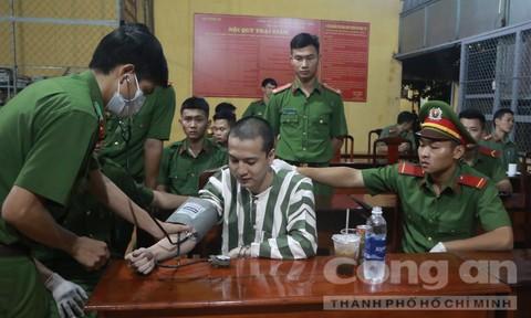 Chùm ảnh: Bữa ăn cuối cùng của tử tù Nguyễn Hải Dương - Ảnh 5.