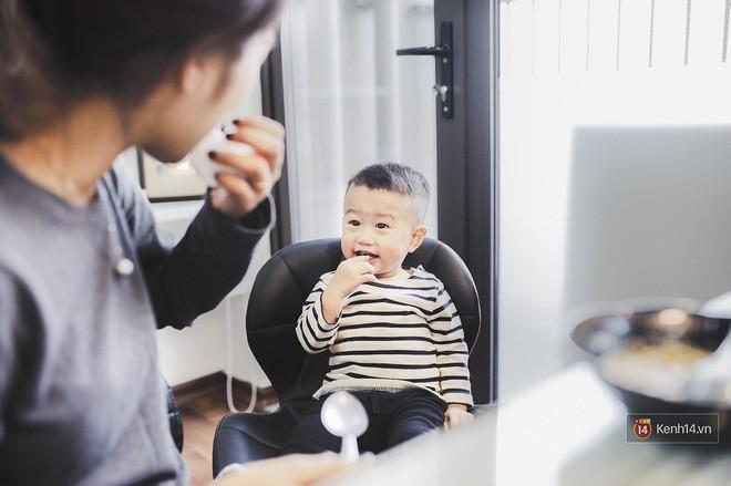 Gia đình trong mơ Trang Lou - Tùng Sơn: Có con là điều khó khăn nhất nhưng cũng hạnh phúc nhất! - Ảnh 5.