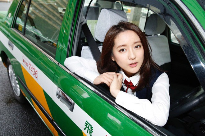 Xao xuyến trước nhan sắc của bóng hồng lái taxi xinh đẹp nhất Nhật Bản - Ảnh 6.