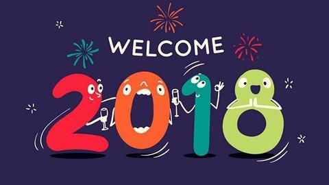 Ảnh đẹp và lời chúc mừng năm mới 2018 hay, ngắn gọn hài hước, ý nghĩa nhất - Ảnh 4.