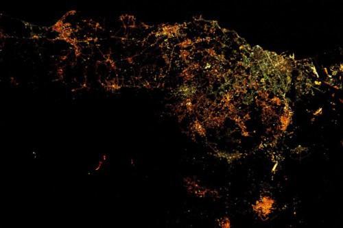 Những bức ảnh vũ trụ ấn tượng trong năm 2017 - Ảnh 4.