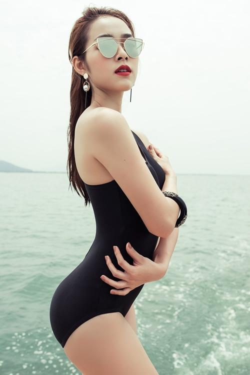 5 cô nàng xưa đình đám vì danh xưng hot girl nay đã là mẹ đơn thân quyến rũ - Ảnh 31.