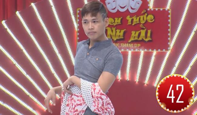 Hot boy vừa gây sốt Thách thức danh hài bị tố diễn sâu, giả vờ ngây thơ trên truyền hình - Ảnh 7.