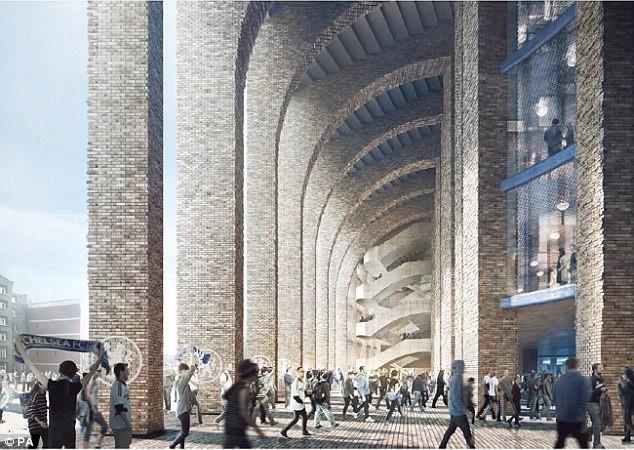 Chelsea chi 500 triệu bảng cải tạo Stamford Bridge - Ảnh 5.