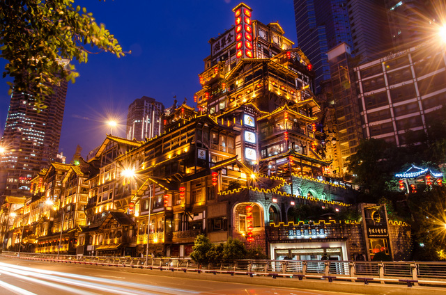 Thành phố thẳng đứng tại Trung Quốc - nơi khách du lịch chỉ đến 1 lần và không bao giờ quay lại - Ảnh 5.