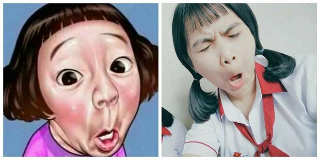 Giới trẻ Việt rộ trào lưu selfie càng xấu càng tốt - Ảnh 5.