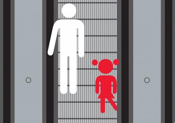 Nguyên nhân thang cuốn đổi chiều và cách đi thang an toàn bạn cần nhớ ngay - Ảnh 5.