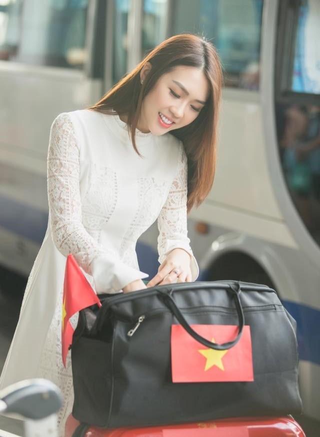 Fan nữ Sông Lam Nghệ An dự thi Hoa hậu Sắc đẹp Châu Á 2017 - Ảnh 5.