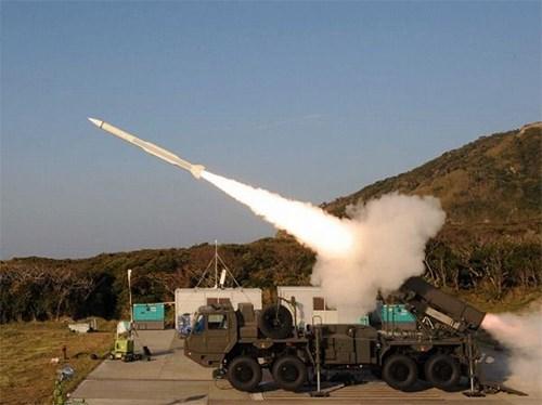 Nhật Bản đưa vào trang bị tổ hợp tên lửa phòng không mới - Ảnh 5.