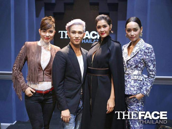 The Face mùa 2: Giám khảo đến để
