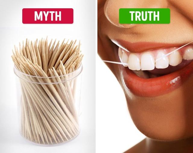 Những quan niệm thực sự sai lầm về sức khỏe răng miệng bạn cần thay đổi nếu không muốn hỏng hết răng - Ảnh 5.