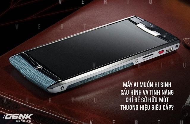 Chính iPhone là thủ phạm đẩy Vertu vào cái chết đau đớn như ngày nay  - Ảnh 5.