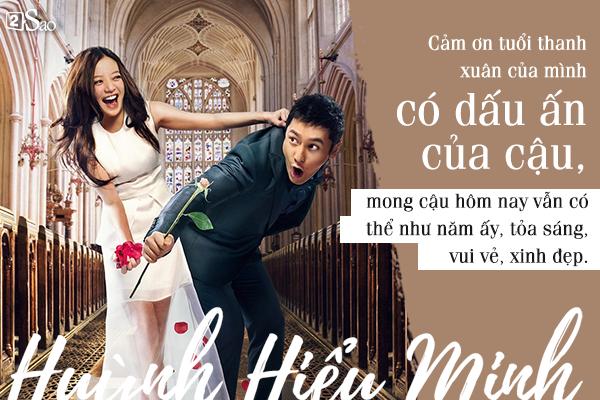 13 năm đơn phương yêu Triệu Vy, vạn lời tỏ tình của Huỳnh Hiểu Minh khiến nhiều người ngã gục - Ảnh 5.