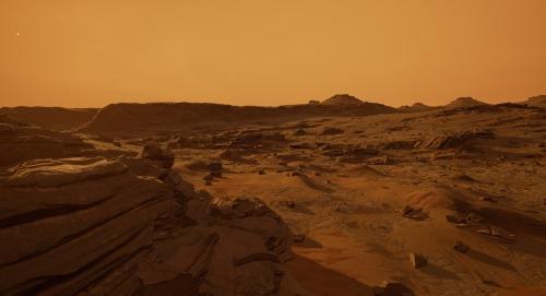 Trải nghiệm sinh động cuộc đổ bộ Sao Hỏa năm 2030 - Ảnh 4.