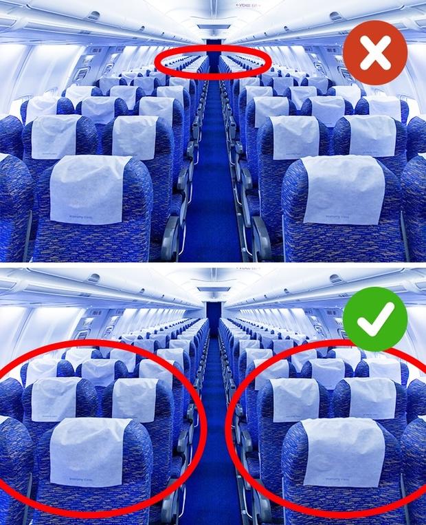 Nếu không muốn cơ thể gặp nguy, đừng bao giờ làm 5 điều này khi đi máy bay - Ảnh 5.