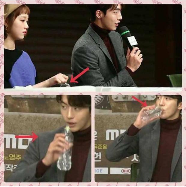 Sự thật đằng sau loạt ảnh Nam Joo Hyuk o bế mỹ nhân mặt đơ, bơ đẹp bạn gái cũ Lee Sung Kyung - Ảnh 5.